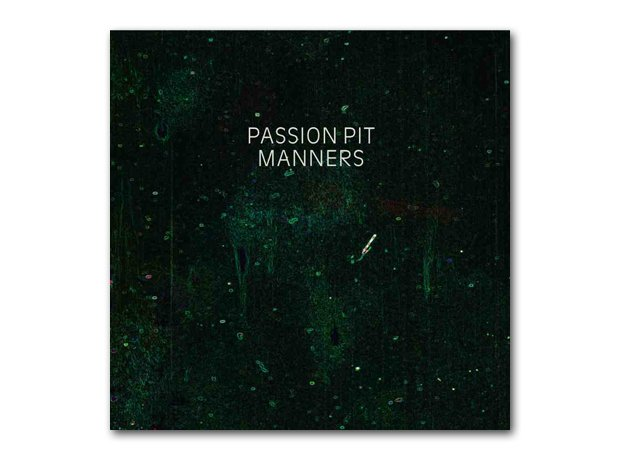 Passion Pit - Manners album cover