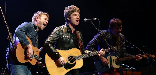Noel Gallagher Damon Albarn Teenage Cancer Trust