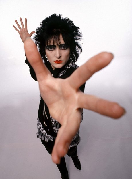 Siouxsie Sioux ladies who rock