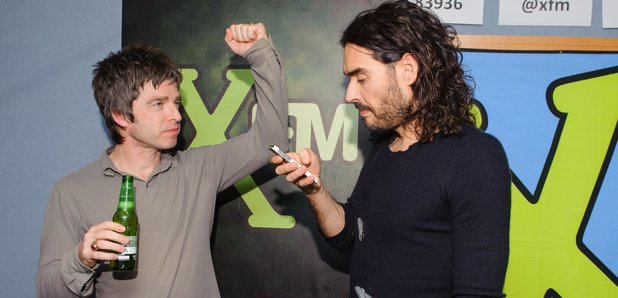 Russell Brand on XFM