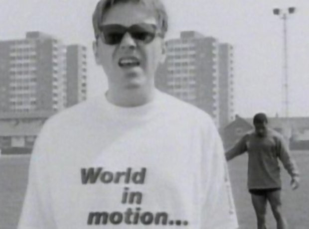 New Order World In Motion video
