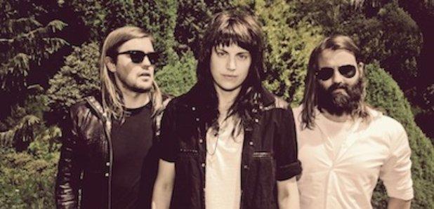 Band of Skulls 2014