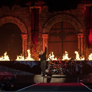 Avenged Sevenfold at Download Festival 2014