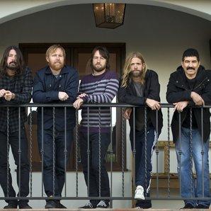 Foo Fighters 2013