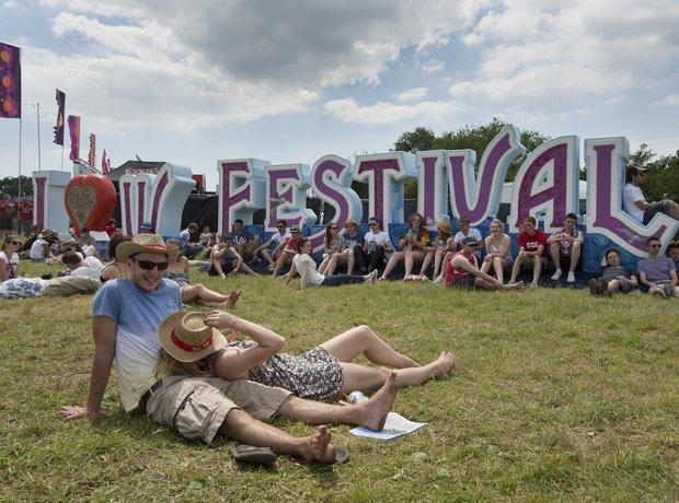 Isle Of Wight Festival, 2014