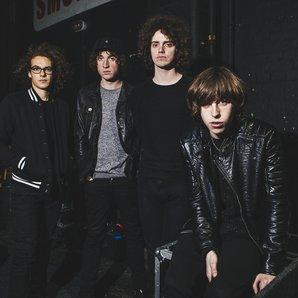Catfish & The Bottlemen XFM Winter Wonderland 2014