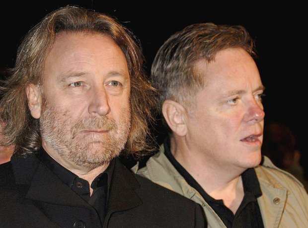 Peter Hook Bernard Sumner New Order