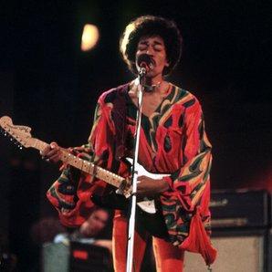 Jimi Hendrix Isle of Wight 1970