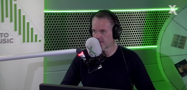 Chris Moyles 21 October 2015