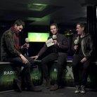 Chris Moyles Liam Fray Courteeners
