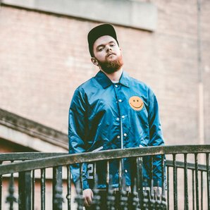 Jack Garratt press 2015