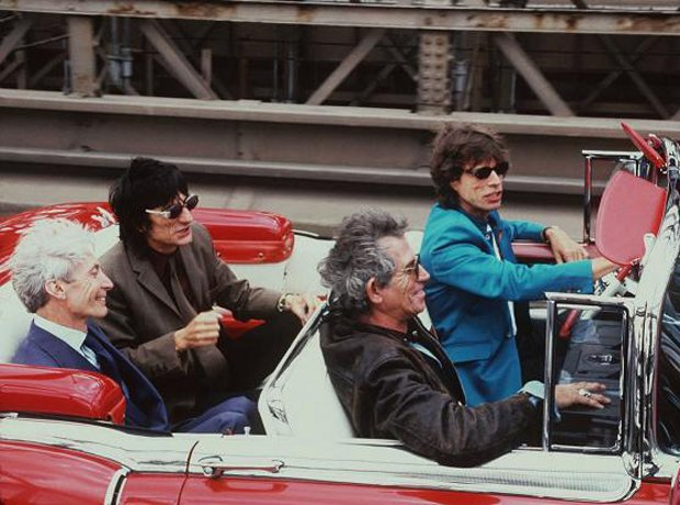 Rock Star Cars The Rolling Stones