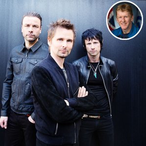 Muse with Tim Peake Inset