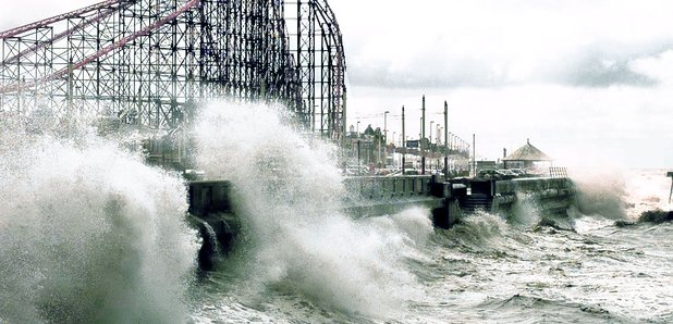 Blackpool Pleasure Beach 1998