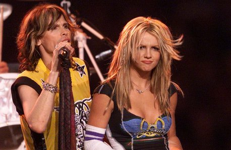 2001: Aerosmith, 'N Sync, Britney Spears, Mary J.