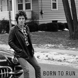 Bruce Springsteen Born To Run book