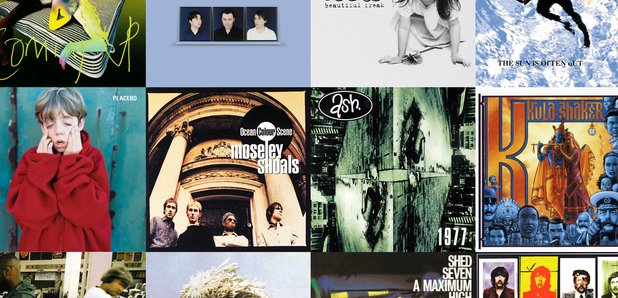 Best Albums Of 1996
