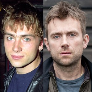 Blur Then And Now
