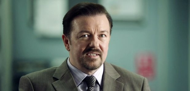 Ricky Gervais David Brent Movie Teaser Trailer