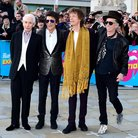 Rolling Stones Exhibitionism Opening Gala