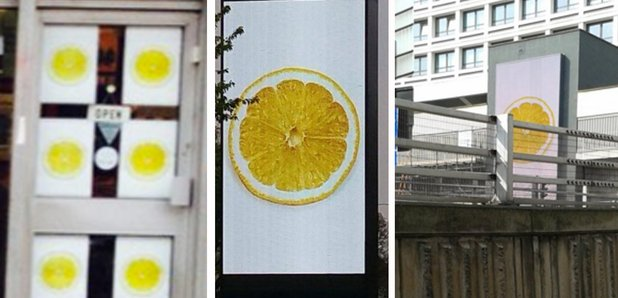 Lemons The Stone Roses Manchester May 2016