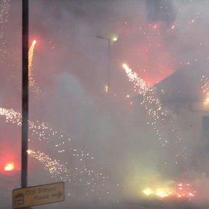 Southampton Fireworks Factory Fire