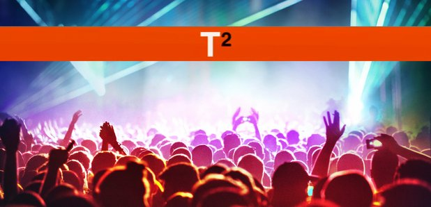 Trainspotting 2 T2 symbol and clubbing image