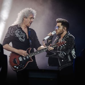 Queen Adam Lambert Isle Of Wight Festival 2016
