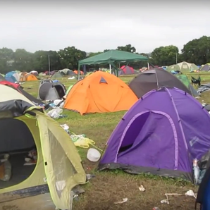 Glastonbury 2016 Aftermath YouTube video