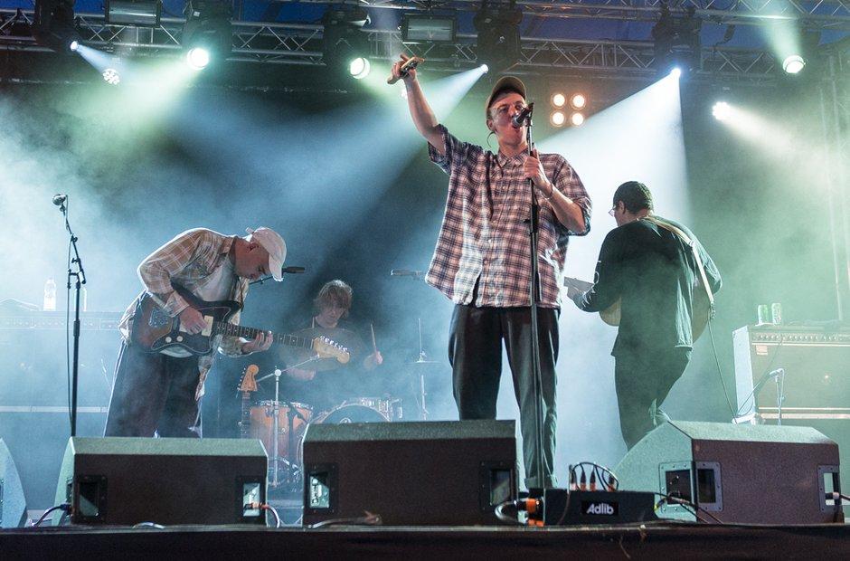 The DMA's at Latitude Festival 2016