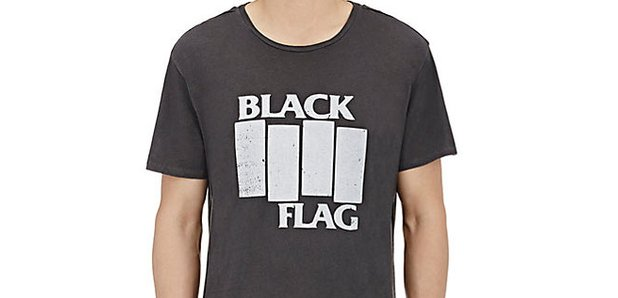 Black Flag T -Shirt