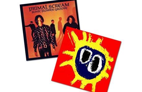 Primal Scream albums