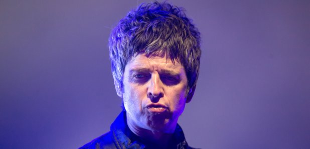 Noel Gallagher performing Munich, Germany 2016