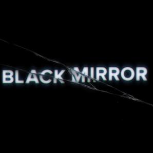 Black Mirror still logo