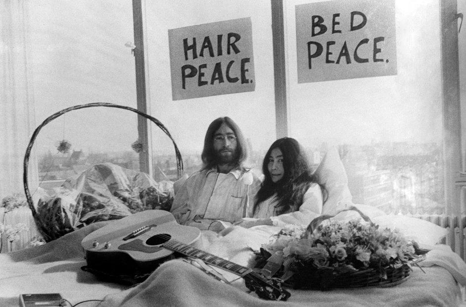 John Lennon / Plastic Ono Band - Give Peace A Chan