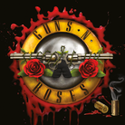Guns N' Roses tour social press image 2017