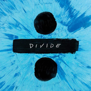 Ed Sheeran Divide album artwork still