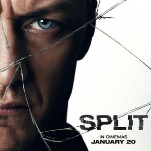 Split the movie