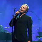 Sting sings Bowie at LA tribute concert