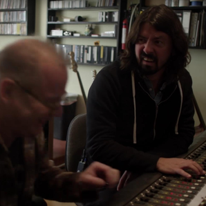 Dave Grohl Foo Fighters looks back first recording