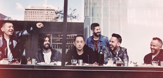 Linkin Park press 2017