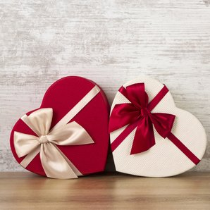 Valentine's Day Heart-Shaped Box Gifts