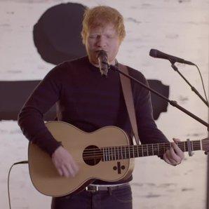 Ed Sheeran Live At Radio X 2017