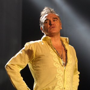 Morrissey in Concert in Brazil 2012