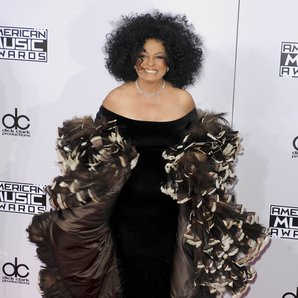Diana Ross in 2014