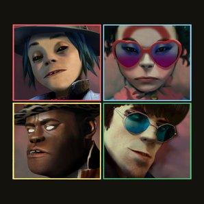 Gorillaz - Humanz album