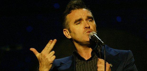 Morrissey concert in LA 2004