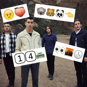 Arctic Monkeys Emojis
