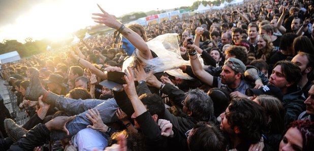 Download Festival Crowd 2017
