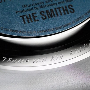 The Smiths Trump will kill America record Store Da